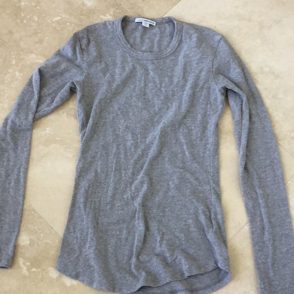 James Perse Tops - Long sleeve shirt